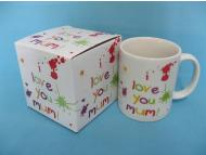 Ceramic mug for Mother Day