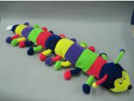 Plush Millipede Toy
