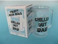 Frosty mug for Father Day