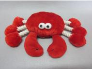 Plush Crab for Dog